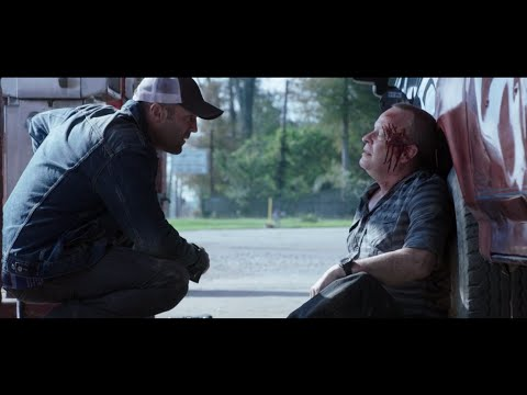 Homefront movie Petrol pump Fight  Jason Statham HD