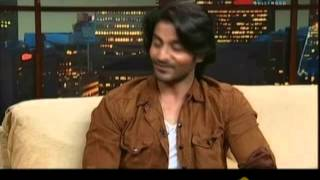 Puneet Singh Ratn With Komal Nahta