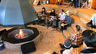 火の間の文化祭ライブ in 上郷・森の家