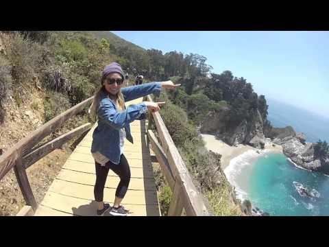 Big Sur Road Trip