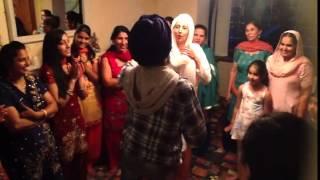 Ladies Geet Sangeet - Punjabi