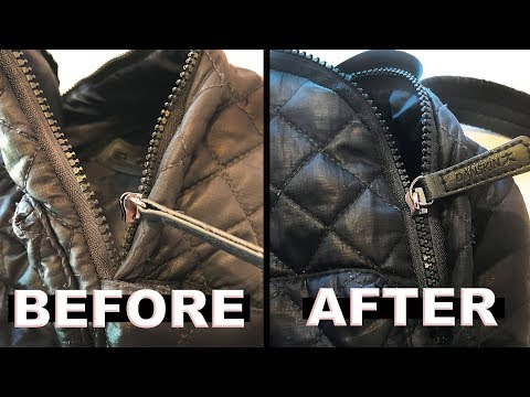 zipper-repair-|-quick-fix-for-a-broken-separated-zipper