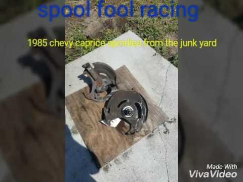 1958-1964 impala junkyard drum to disc swap