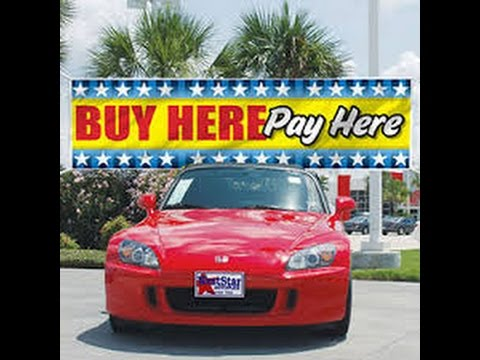 Image result for buy here pay here car