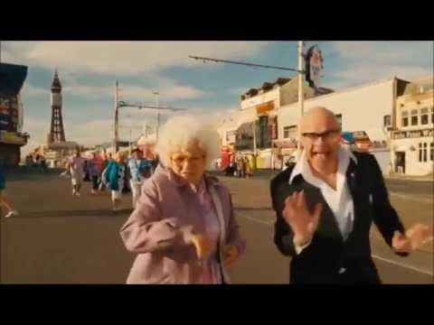 Harry Hill  & Julie Walters - Blackpool