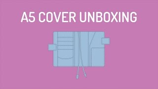 Cover Option for Hobonichi Cousin from AliExpress   Unboxing