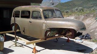 1953 Chevrolet 3100 Suburban Build Project