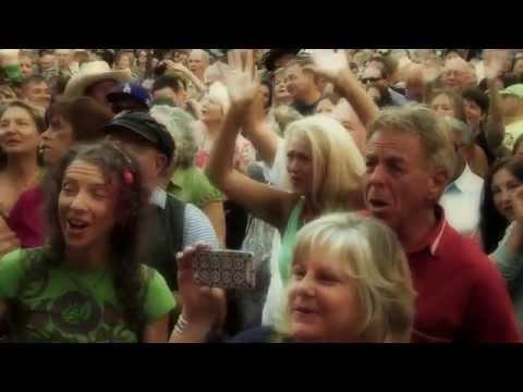 Lumbre Del Sol at Santa Fe Bandstand 2015