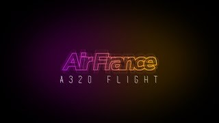 ROBLOX | AirFrance A320 Flight