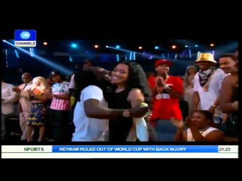 EN: Glitz And Glamour At 2014 BET Awards Ceremony