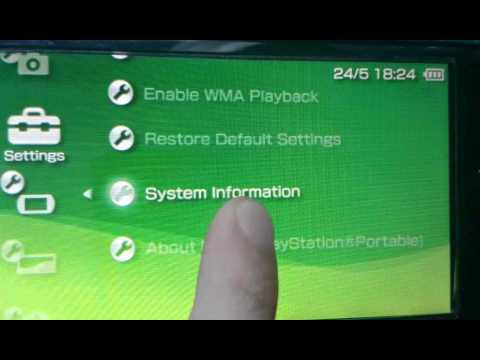 Installing Pro CFW 6.60 On Any PSP 1000/2000/3000 And Go [100% Easy Work]