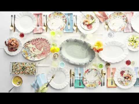 We Lay The Table For A Visual Feast | Anthropologie