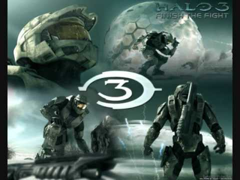 Epic song from halo