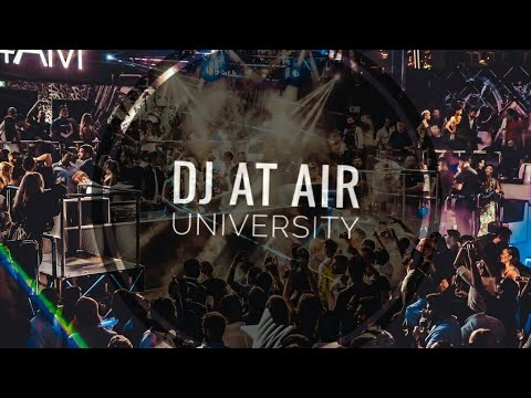 DJ Night |Air University | Vlog