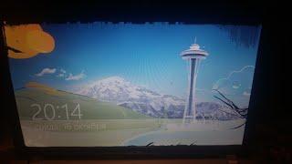 Ноутбук Acer Aspire V3-571G/ Как легко восстановить(ослабить) петли экрана,если их оторвало \ чистка