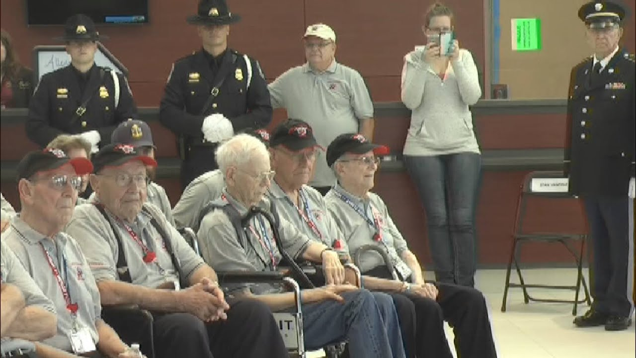 HTS - North Country Honor Flight  9-10-16