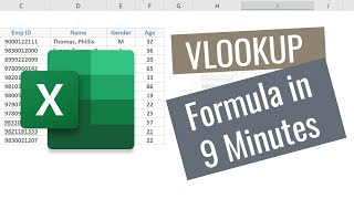 Excel VLOOKUP formula with Multiple sheets | vlookup in Excel in Hindi