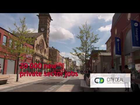 Lancashire LEP video