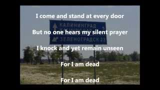 THIS MORTAL COIL - I COME AND STAND AT EVERY DOOR - KALININGRAD VERSION