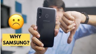 Samsung RUINED The Galaxy M30 | Review After 30 Days