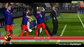 FCSB  Vs  GAZ METAN-MEDIAS (4-0)