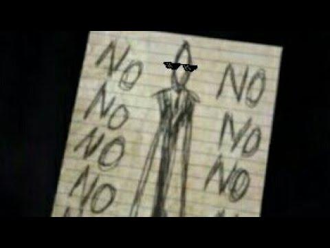 Slendy slender man #6 (SLENDER PLEASE LET ME COLLECT MY PAGES!!!!!!!!!)