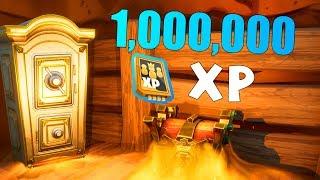 1M Survivor XP - How To Get Bonus XP! Fortnite STW!
