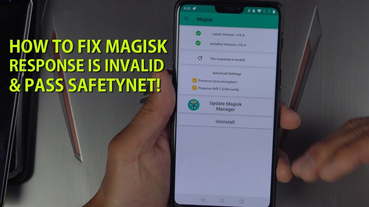 How to Fix Magisk
