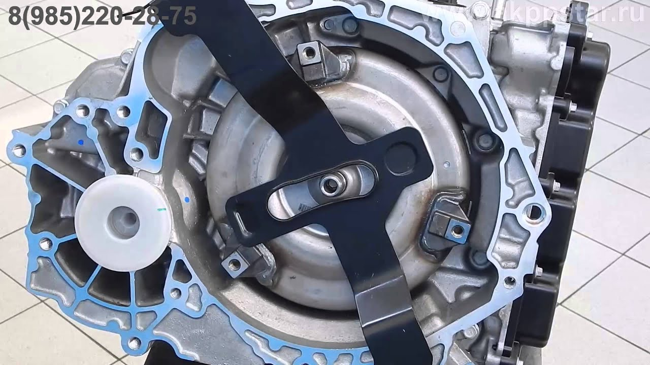 MAKTRANS: Automatic transmission 6T30 6T40 solenoid testing