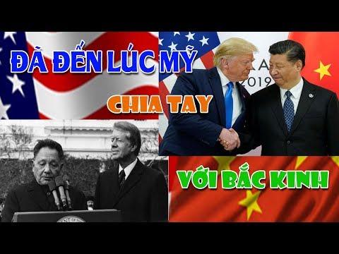 Đã đến lúc Mỹ chia tay với Bắc Kinh: Phần 1