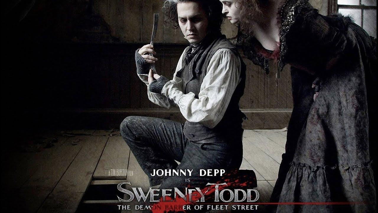 ผลการค้นหารูปภาพสำหรับ johnny depp sweeney todd