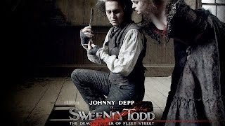 Sweeney Todd: The Demon Barber of Fleet Street (2007) Johnny Depp kill count
