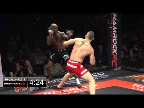 Shamrock Mayhem Fight 13 Rashard Lovelace vs Garrett Gross