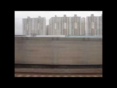 Seoul Metropolitan Subway Line 1 express ride (수도권 전철 1호선 급행 주행) - Juan to Bupyeong (Aug. 13, 2011)