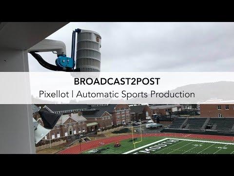 Pixellot | Automatic Sports Production