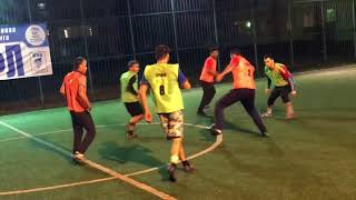 Первые игры КРФЛ мини футбол