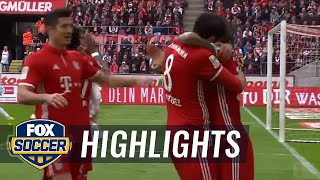 Video Gol Pertandingan FC Cologne vs FC Bayern Munchen