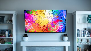 NEW 2019 LG NanoCell 4K HDR TV // The Poor Mans OLED