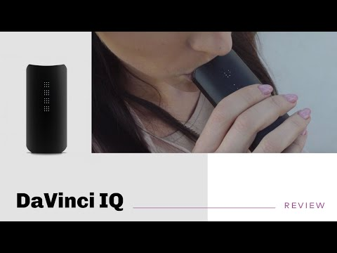 DaVinci IQ Vaporizer Review – short&sweet