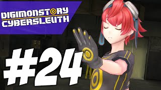 Kyoko Just SHUT THE FU- UP!!! | Digimon Story: Cyber Sleuth (PART #24)