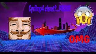 CYRILmp4 CHEAT?|PREUVE| #coquelicotchallenge