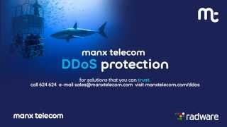 manx telecom DDoS protection