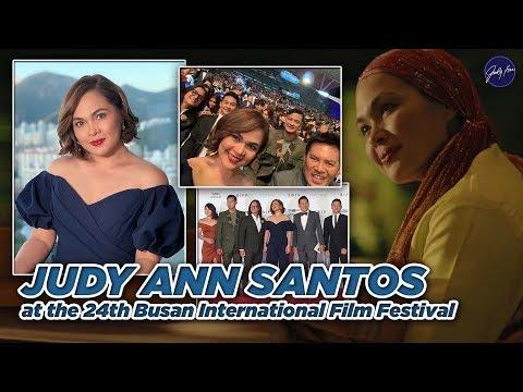 JUDY ANN SANTOS at the 24th BUSAN International Film Festival | Mindanao The Movie