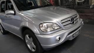 2001(MY02) Mercedes Benz ML55 …