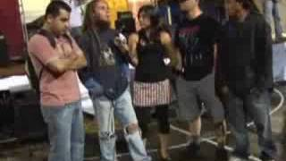 Entrevista a la banda pereirana La Tumbaga en Calarca - Quindio - Área 53