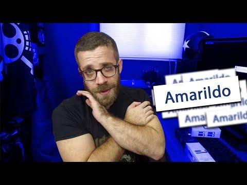 Ponzi - Μπήκαμε στο Profile του Amarildo