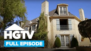 A Big Home For A Big Prize (Full Episode S1, E1) | My Lottery Dream Home | HGTV