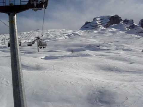 Val Di Sole, Marilleva,  December 2009 Money Talks Travel Guide-best.MPG