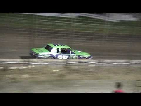Bloomfield Speedway Hobby Stock Feature 2010