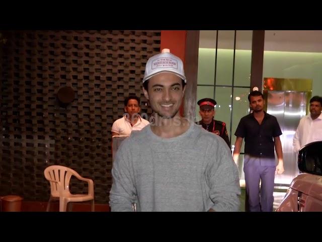 Bollywood Celebs With Kids Attend Arpita and Aayush Sharma Son Ahil Birthday Bash